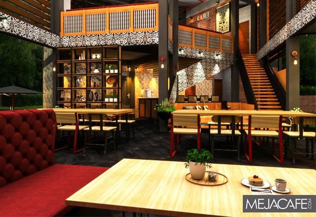 Jual Meja Cafe di Bandung
