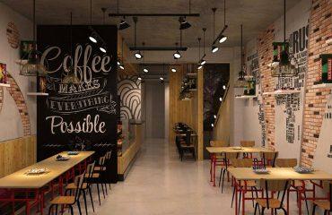Jual Meja Cafe di Medan