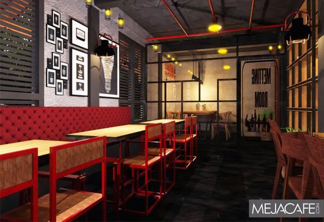 Jual Meja Cafe di Surabaya