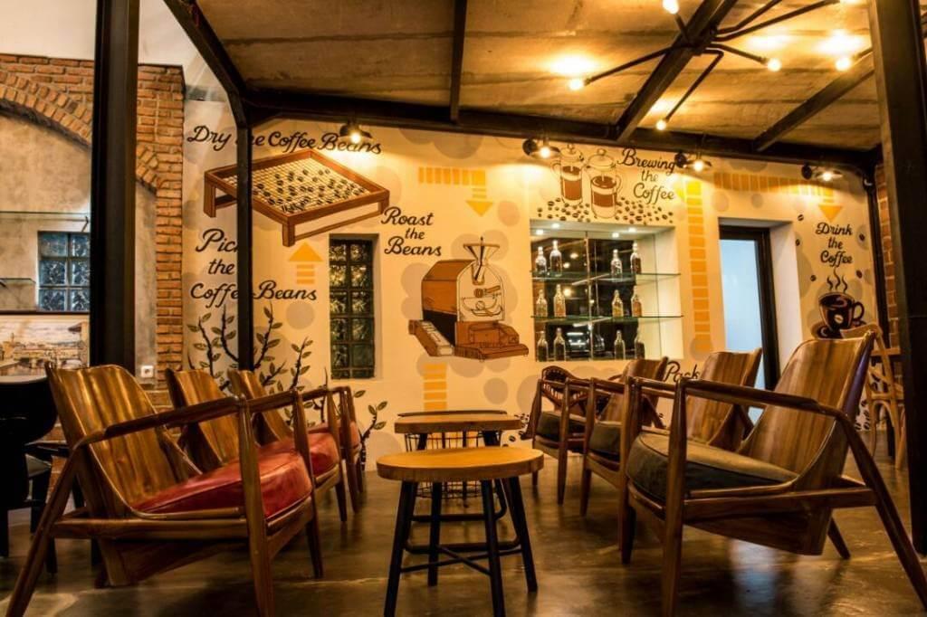 Jual Kursi Cafe Medan