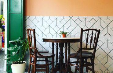 Jual Kursi Cafe Pontianak