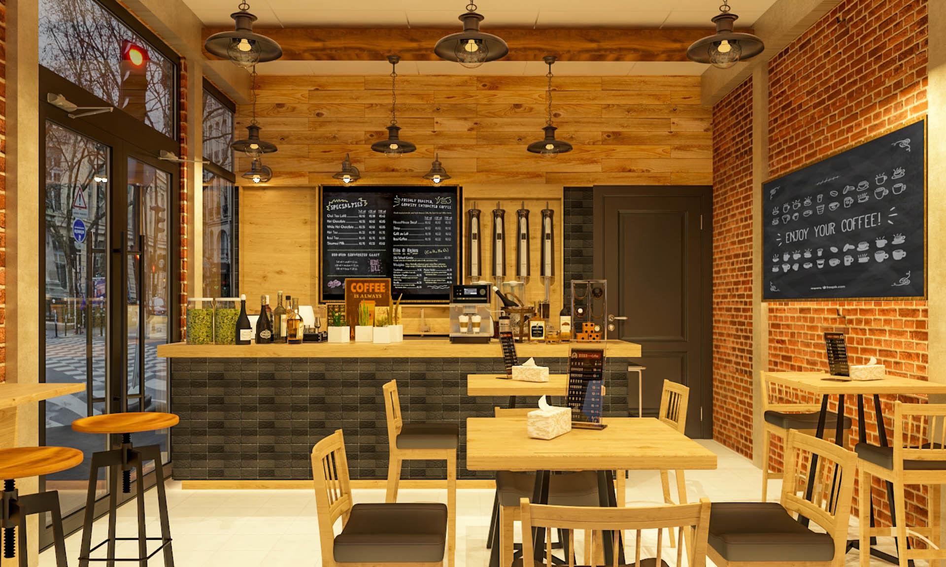 Daftar Kursi cafe Kayu Minimalis Terbaru