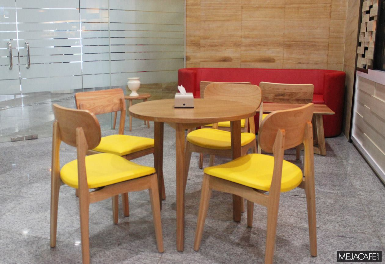 Jual Kursi Cafe Banjarmasin Meja Cafe Id