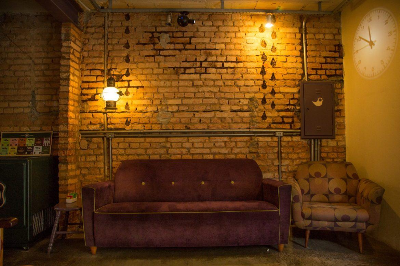 Jual Kursi Sofa Cafe